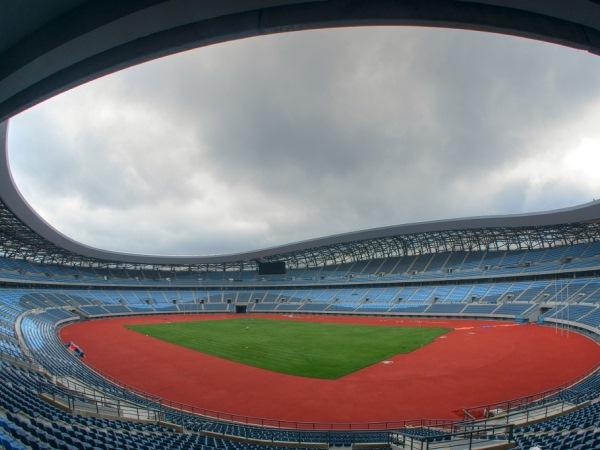 Dalian Sports Center Stadium image