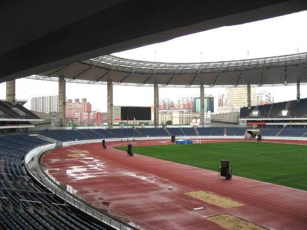 Xinjiang Sports Centre image