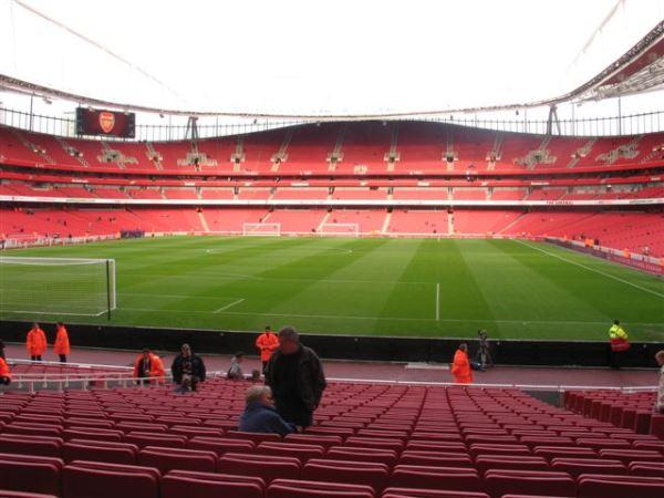 Emirates Stadium image