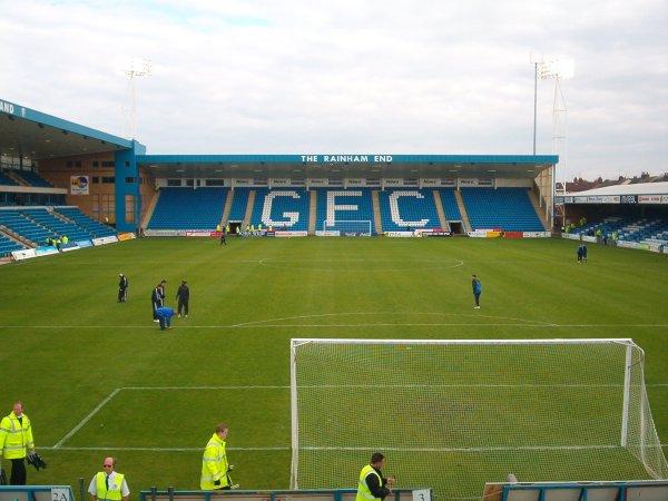 Priestfield Stadium image