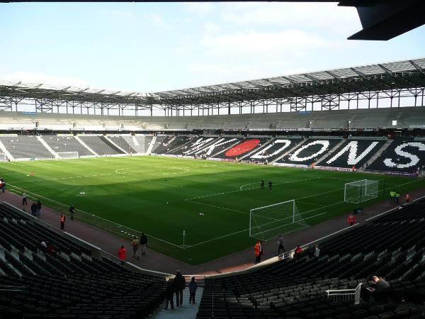 Stadium MK image
