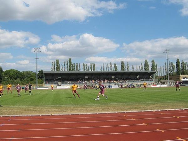 Melbourne Stadium, Chelmsford image