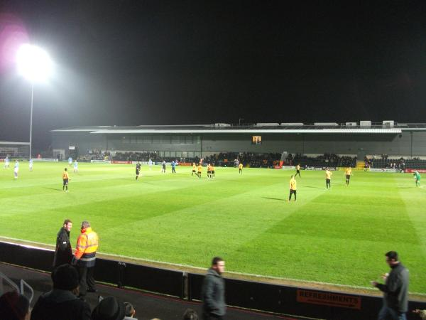 The Hive Stadium image