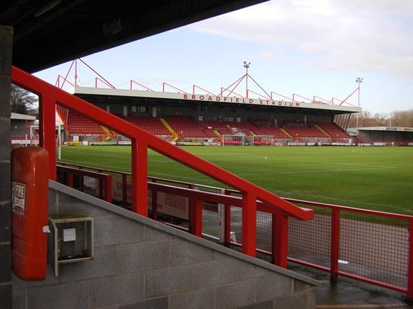 Broadfield Stadium image