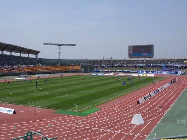 Toyama Athletic Recreation Park Stadium image