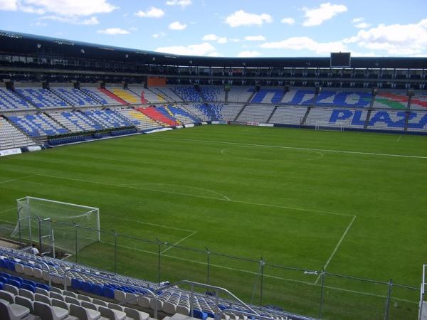 Estadio Hidalgo image