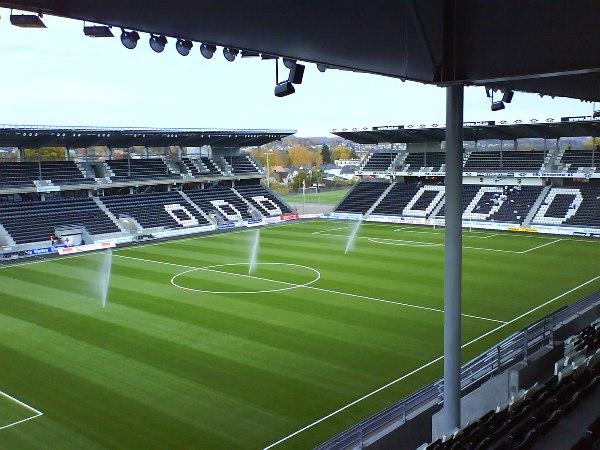 Skagerak Arena image