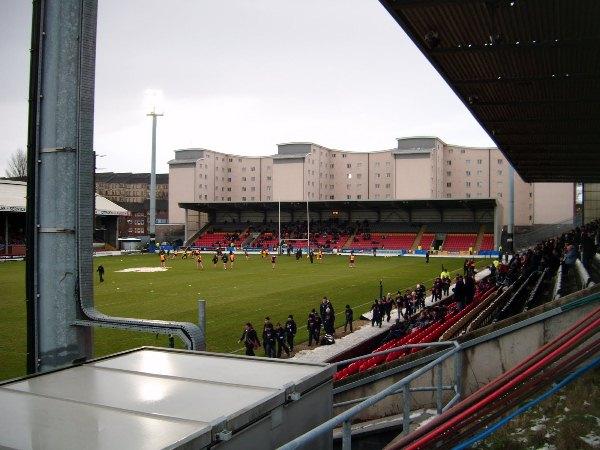 Firhill Stadium image