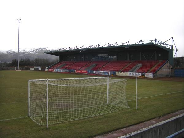 Forthbank Stadium image