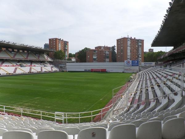 Campo de Fútbol de Vallecas image