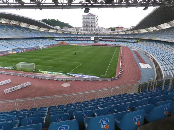 Anoeta Stadium image