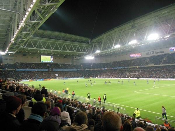 Tele2 Arena image