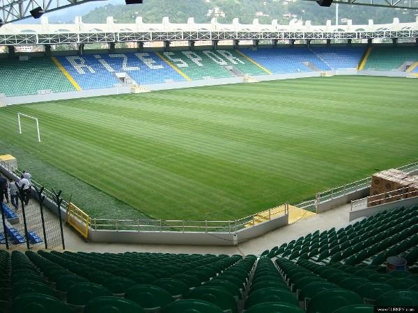 Yeni Rize Şehir Stadium image