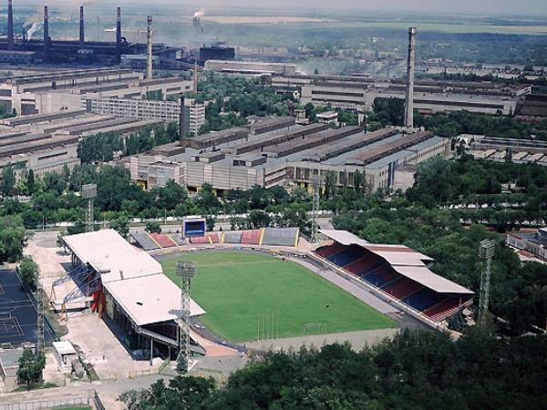 Volodymyr Boiko Stadium image