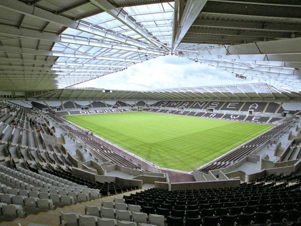 Swansea.com Stadium image